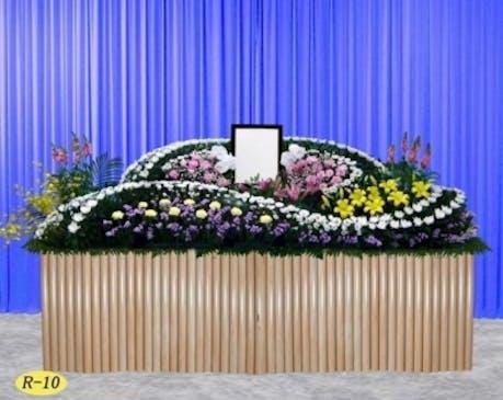 生花祭壇例
