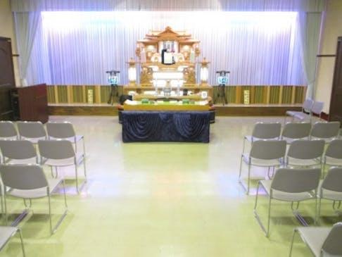 通夜葬儀でご利用いただける会食室
