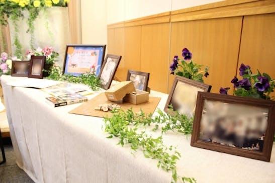 皆様の「想い」を最重要視し執り行う葬儀