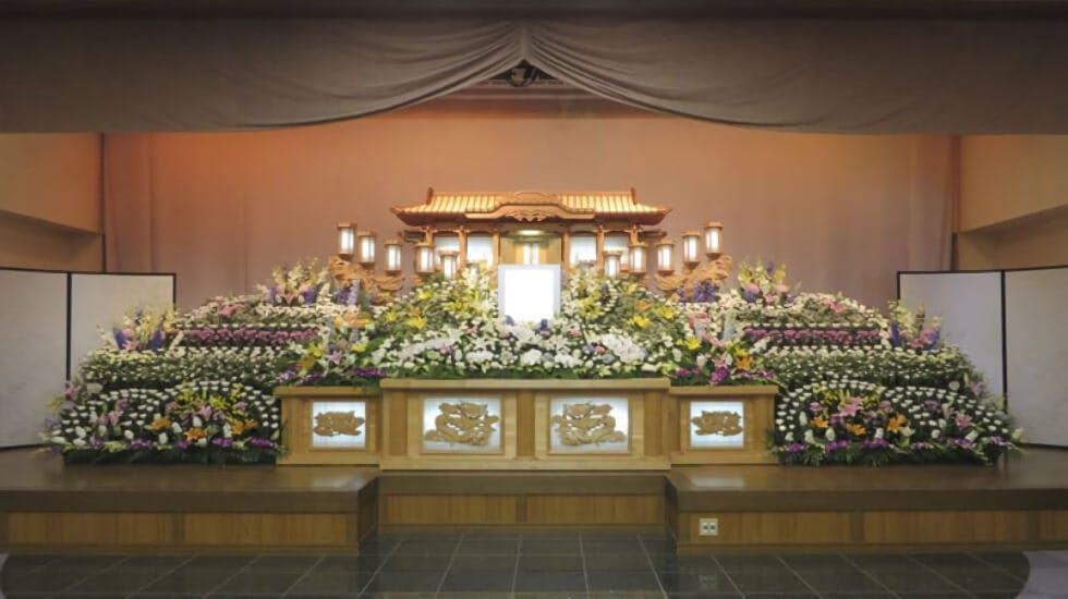 ドリーマー 上部葬祭館