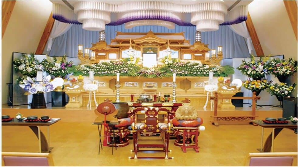 セレモニーホール 掬水苑 仙台南「ほこだて仏光堂」