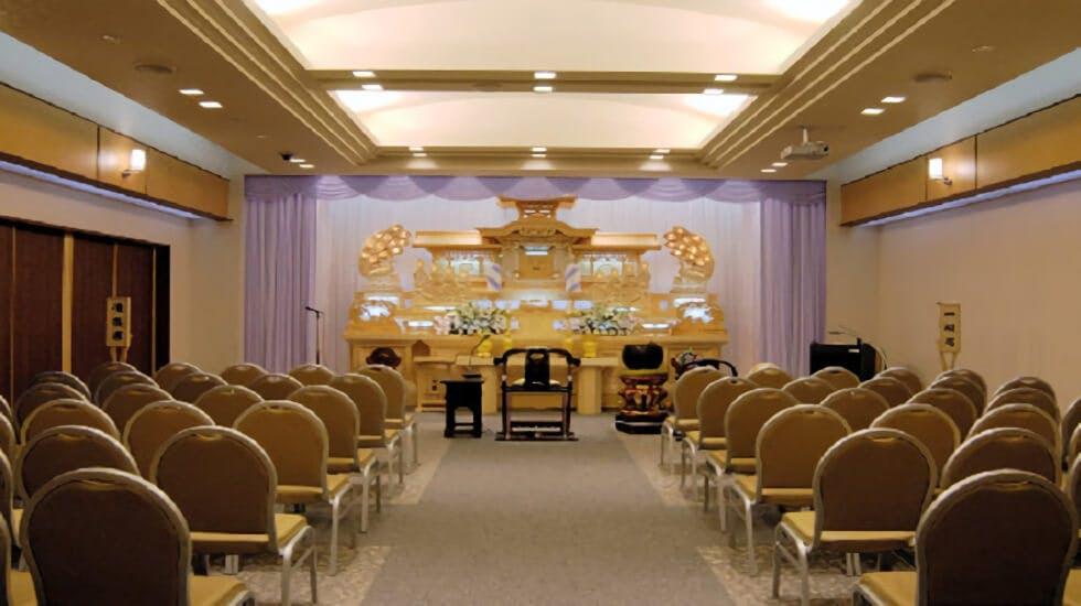 家族葬のはくぜん 桜田ホール