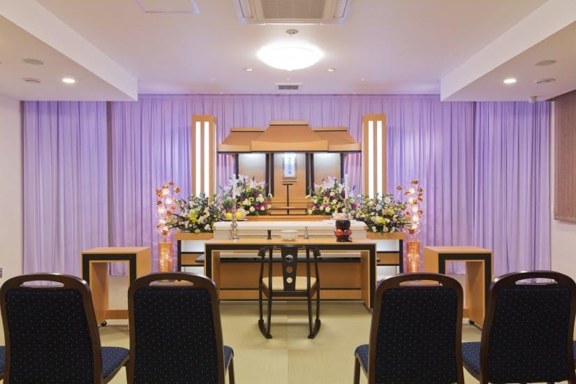 【いい葬儀提携】北山浄光会館