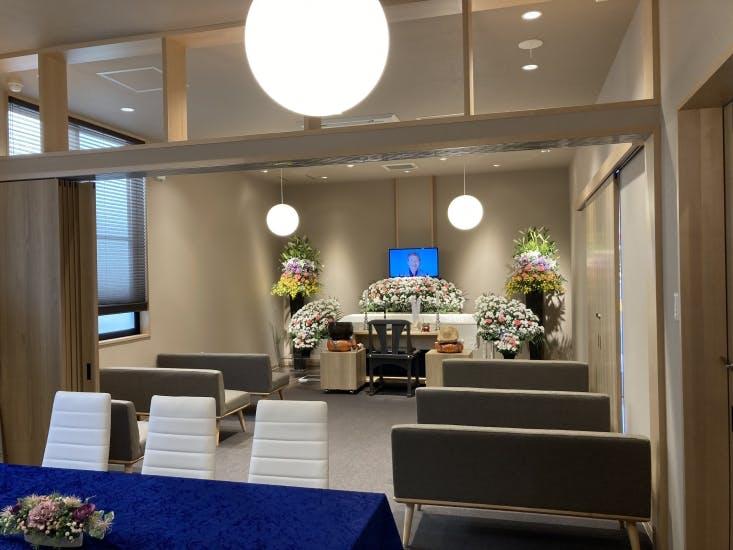 家族葬のセレモニーハウス札幌東